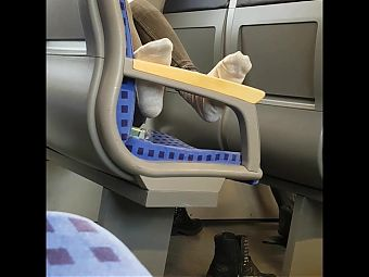 Socks on train 3