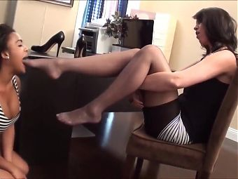 Free Rent for Foot Worship